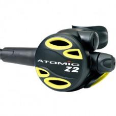 Atomic  Z2 Octopus
