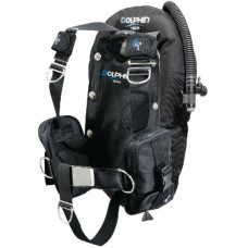 IST JT-31H Tech BCD With AL & Solo Harness